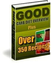 Good Carb Diet Overview Ebook pdf Master Resell Rights