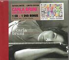 CD 12T ET DVD DIGIPACK CARLA BRUNI QUELQU'UN M'A DIT EDITION LIMITÉE NEUF SCELLE