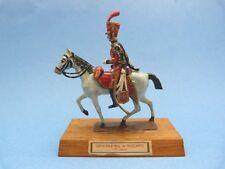 CBG MIGNOT - Soldat de plomb premier empire - Officier 6ème régiment de hussards
