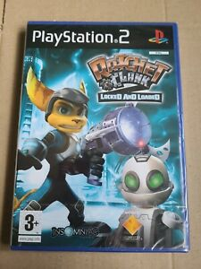Ratchet & Clank 2: Locked & Loaded (PS2), brand new sealed PlayStation2,
