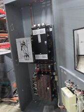 Asco Automatic Transfer Switch With Bypass F434360097xc 600a 480v 60hz 3p Used
