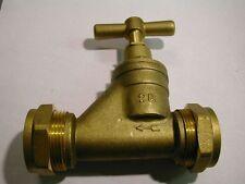 28mm Stopcock Valve | Brass Water Mains Stop-cock Valve