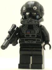 LEGO Star Wars Minifig Imperial V-Wing Pilot + Blaster STARFIGHTER Episode 3 NEW