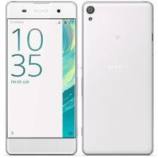 White Non Working - Fake Dummy Display Phone Toy for Sony Xperia XA