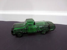 AVON Vintage Green Pickup Truck Oland After Shave 5oz. Empty Bottle