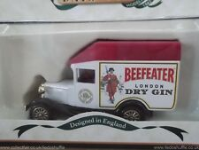 LLEDO DG56002, MODEL A FORD Luton Van, Beefeater Dry Gin, James Burrough, Londres