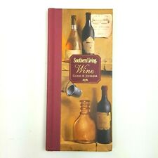Southern Living Wine Guide & Journal Book NEW