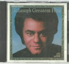 JOHNNY MATHIS JOHNNY'S GREATEST HITS CD