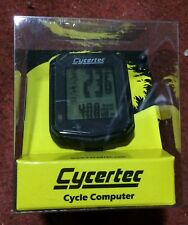 Ciclocomputer contachilometri bici wireless Cycertec 10 funzioni cycle