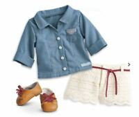American Girl Tenney's Picnic Outfit NEW in Box