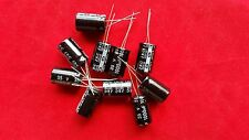 10PCS 1000UF 1000mfd 35V Electrolytic Capacitor 105 degrees USA FREE SHIPPING