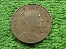 MEXICO   5 Centavos   1969   **
