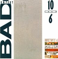 BAD COMPANY 10 from 6 (CD, compilation) hard rock, classic rock