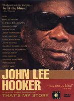 John Lee Hooker - That's My Story - DVD -  Full Screen NEW!