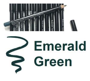 Nabi Eyeliner Pencil Super Soft Creamy Kohl #E11 Emerald Dark Green FREE SHIPPIN