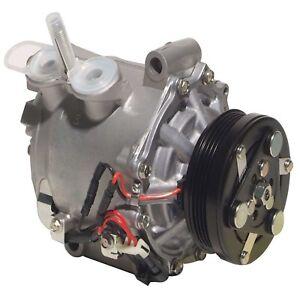 For Buick Rainier Chevy SSR GMC Envoy Isuzu Ascender V8 A/C Compressor & Clutch
