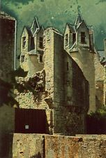 Old French Castle Study Color Solarisation Photo 1970