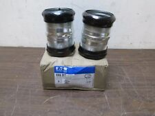 "LOT OF 2 Eaton 666 RT Crouse-Hinds EMT Compression Coupling 2-1/2"" NEW FREE SHIP"