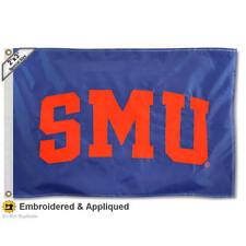 Southern Methodist University Mustangs 2'x3' Nylon Flag