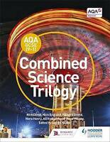 Aqa Gcse (9-1) Combined Science Trilogy Student Book, ISBN-13 9781471883286 F...