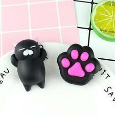 Cute Mochi Squishy Cat Squeeze Healing Fun Kids Kawaii Spielzeug Stressabbau neu