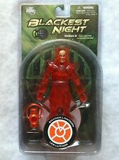 "Blackest Night Series 8 Orange Lantern Lex Luthor 6.75"" Action Figure New 2011"