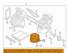 car truck blower motors for mazda 3 genuine oem ebay