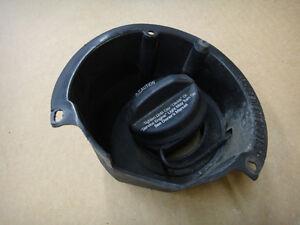 99-02 Pontiac Firebird Trans Am WS6 Gas Overflow Bezel & Gas Cap