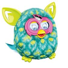 Furby Boom Peacock Green Hasbro Ages 6+ Electronic Talking Pet Toy Boys Girls