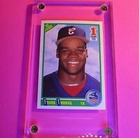 1990 Score Frank Thomas #663 ROOKIE RC Draft Pick, White Sox MINT from new set!