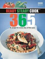 Ready, Steady, Cook 365: A recipe for every day of the year, Various, Very Good