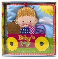 Baby's Day: Cloth Book: By Katz, Karen