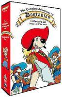 Dogtanian Serie 1 A 2 Collezione Completa & Film DVD Nuovo DVD (REV203.UK.DR)