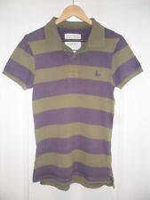 "MENS ""JACK WILLS""  COTTON STRIPED POLO SHIRT UK SIZE SMALL"