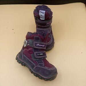 Mona Lisa juicio Roux  Las mejores ofertas en Botas de invierno Primigi M Zapatos para Niñas | eBay