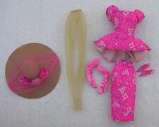 Fashionably Floral Silkstone Barbie Fashion