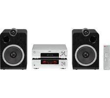 JVC UX-D457S 200W Valve Amp CD Player DAB FM Radio Bluetooth HiFi Stereo System