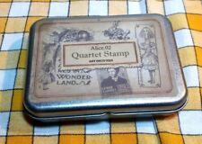 Alice.02 Quartet Stamp ( Art Deco 7321 )