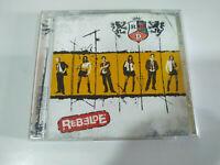 REBELDE RBD CD ANAHI DULCE MARIA 2006 Edicion España ENHANCED CD Dorado - 2T