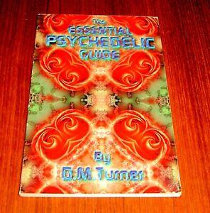 DM TURNER PSYCHEDELIC GUIDE LSD DMT SALVIA DIVINORUM Ketamine Mescaline MDMA