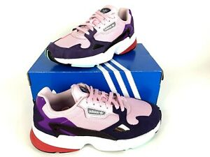Adidas Running/Gym Shoes Original Falcon Women's Athletic Pink Purple BD7825