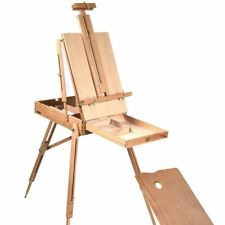Folding Art Wooden Easel Sketch Drawing Tripod Stand For Oil Painting Sketching