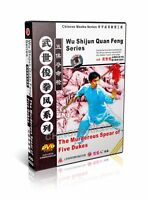Chinese Traditional Kungfu - The Murderous Spear of Five Dukes by Wu Shijun DVD