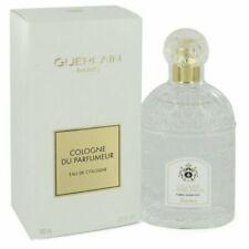 Cologne Du Parfumeur by Guerlain 3.3 / 3.4 oz Eau De Cologne Spray NEW Sealed
