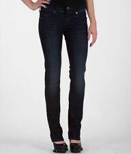 G-STAR RAW Black Ford Straight Women Stretch Pants Denim Size:32/29