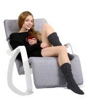 Schaukelstuhl Relaxstuhl Schwingsessel Relaxliege Schaukelsessel bis 120 kg