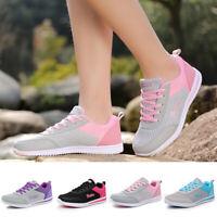 Mujer Fitness Zapatos Deportivos Zapatillas Correr Caminar Talla UK 5-7
