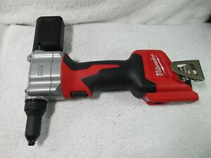NEW Milwaukee 2550-20 M12 12 VOLT CORDLESS Pop Rivet Tool bare tool