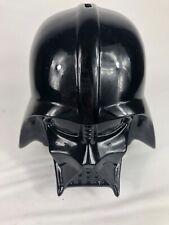 Darth Vader Helmet Ceramic Piggy Bank Lucasfilm Ltd by F.A.B. Black 8-inch