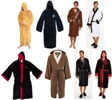 Pijamas y batas de hombre de manga larga sintético